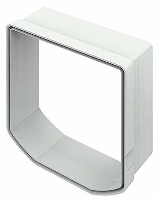 Cat Mate Elite 308 Wall Liner for Elite and Microchip Cat Flaps - White