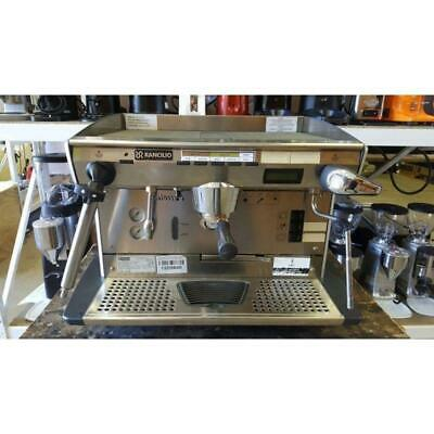 Cheap Pre-owned One Group Commercial Rancilio Coffee Machine