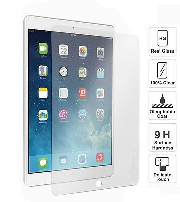 100% Genuine Tempered Glass Screen Protector For Apple iPad 2 3 4 Retina Display