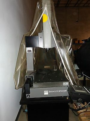 Brown & Sharpe  Gage2000 Cmm
