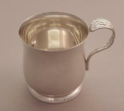 """Reed & Barton Francis I Pattern Sterling Silver 2 7/8"""" Footed Baby Cup B964B"""