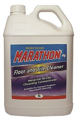Floor & Tile Cleaner and general purpose cleaner 2 x 5Lt