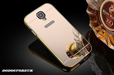 Luxury Ultra-thin Aluminum Mirror Metal Case for  Samsung