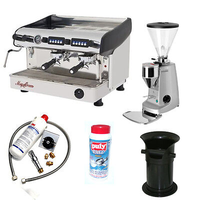 Expobar Mazzer Package Coffee Barista