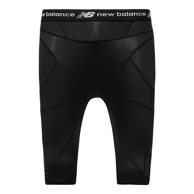 Herren Shorts Compression New Balance [Wspm531 Bk]