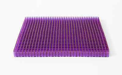 "The Portable Purple No Pressure Seat Cushion 15"" x 13"" x 1""  inch Lightweight"
