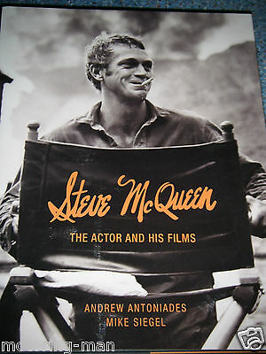 Steve Mcqueen Le Mans Papillon Bullitt The Great Escape Cincinnati Kid Tom Horn