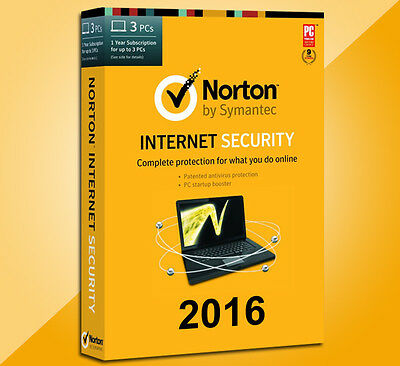 Nor Internet Security  N360 2016 2015 1Year 1PC