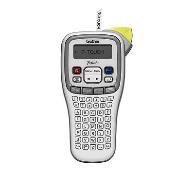 Brother P-Touch Electronic Label Maker #pt-H100 Brand New  Free Shipping