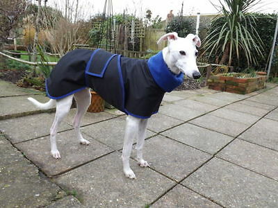 whippet/Greyhound/Lurcher walking out water proof coat. '4 measurements needed'