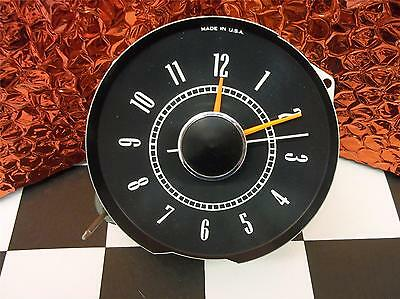 1964 Plymouth Fury Sport Clock NOS