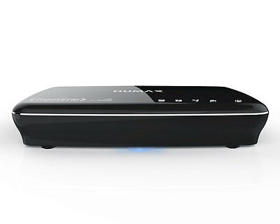 Humax HDR-1100S 500GB Freesat+ with <free time> HD Digital TV Recorder in Black