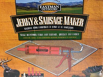 Eastman Outdoors  Jerky and Sausage Maker