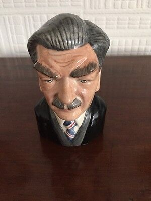 Bairstow Manor Collectables Character Jug Anthony Eden