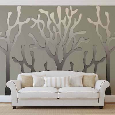 WALL MURAL PHOTO WALLPAPER XXL Tree Abstract (878WS)