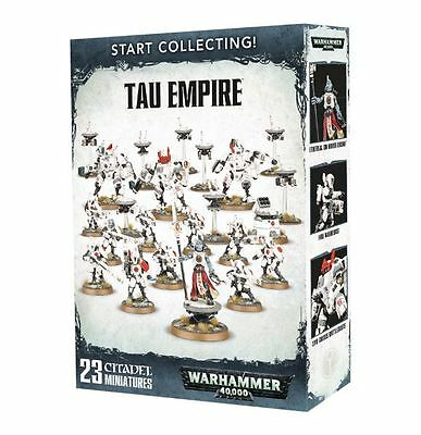 Start Collecting Tau Empire Games workshop