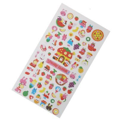 Gommettes Autocollant Fantaisie Scrapbooking Stickers Embellissement Coloré