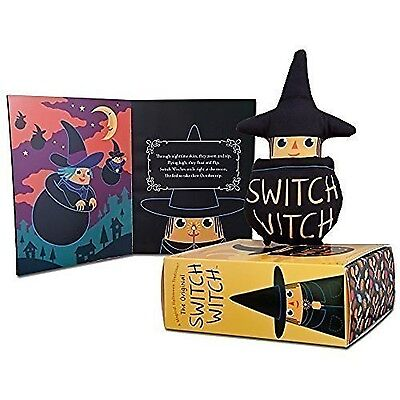 The Original Switch Witch, new magical Halloween tradition
