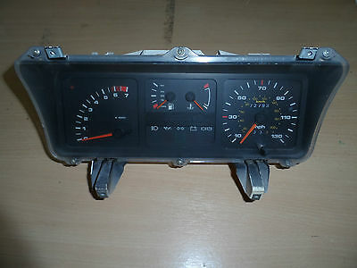 Ford Sierra Mk1 Dashboard Interior Clocks Speedo / Rev Counter