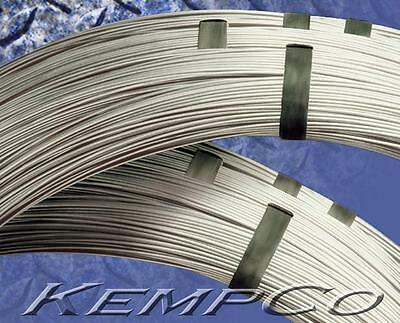 200' Hand-Coil Certified 316L .045 Stainless Steel Wire DIY HHO Generator