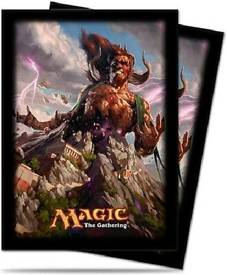 Ultra Pro Magic MTG Theros 80 Deck Protectors v3 Xenagos the Reveler Free Ship
