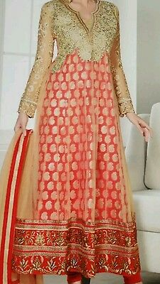 NEW READYMADE latest indian bollywood wedding dress