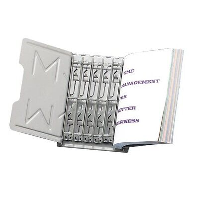 Master Products Master Catalog Rack Starter Set, Capacity: 6 Inches/45 Degrees,