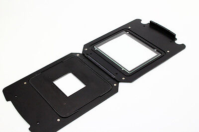 ZBE 6x7 Anti Newton Glass Negative Carrier For Enlarger AN