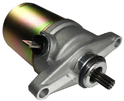 Starter Motors, Electrical & Ignition, Scooter Parts, Parts