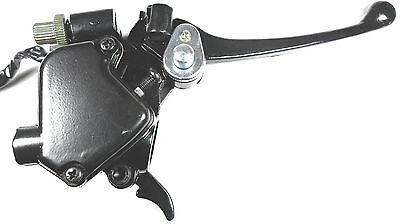 Thumb Throttle Assembly Dual Brake Lever For Many Taiwan And Chinese Mini Atv's