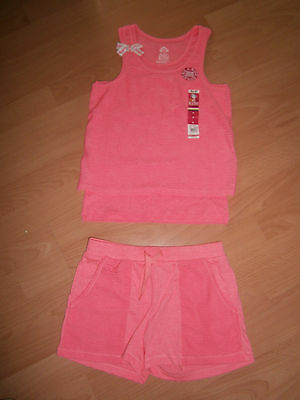 Bnwt T-Shirt And Shorts Set Age 8 Years