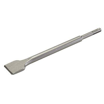 Sds Plus Chisel - 40 X 250mm Cranked Chisels Bit Tiles Walls Floor