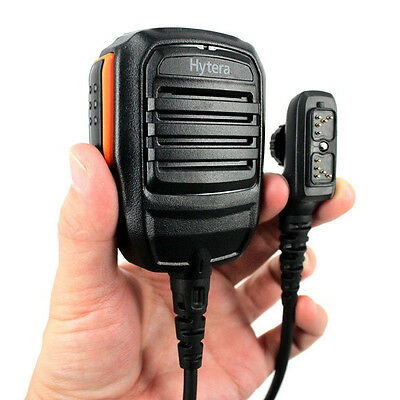 Hytera SM18N2 Waterproof Speaker Microphone DMR  for Hytera PD700 PD780 PD785
