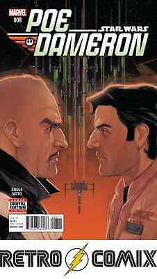 Marvel Star Wars Poe Dameron #8 First Print New/unread Bagged & Boarded