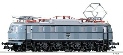 TILLIG 02458 TT Gauge electric locomotive 18 the DRG in Photo painting, Epoch II