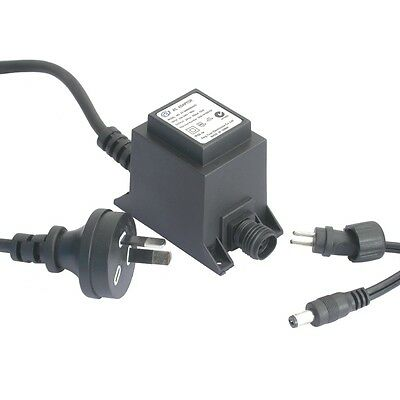 XY AC Adaptor Transformer 24VAC 12VA 500mA IP68 Outdoor