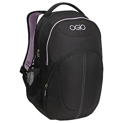 NEW Ogio Rebellious 15 Black Orchid Backpack