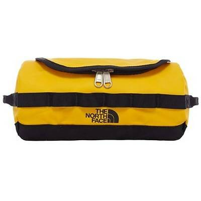 THE NORTH FACE  Accessoire Bagage  BASE CAMP TRAVEL CANISTER Small Jaune
