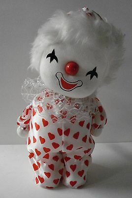 Musical Wind Up Clown - Plays Rock A Bye Baby - Not a Toy