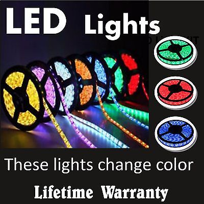 custom size LED light - with remote control