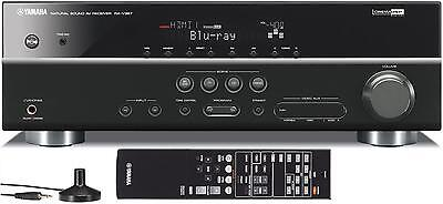 Yamaha Rxv367 5.1 3D 135W Hdmi Av Receiver In Great Condition