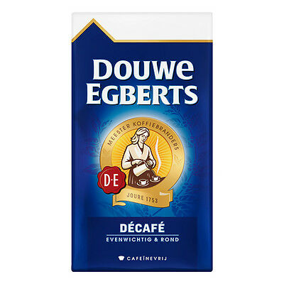 Douwe Egberts Aroma Rood Decaf Ground Coffee - 500gr