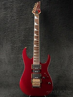 Ibanez RG770G Royal Wine 1995 Made in Japan High Grade Model w/Soft case F/S