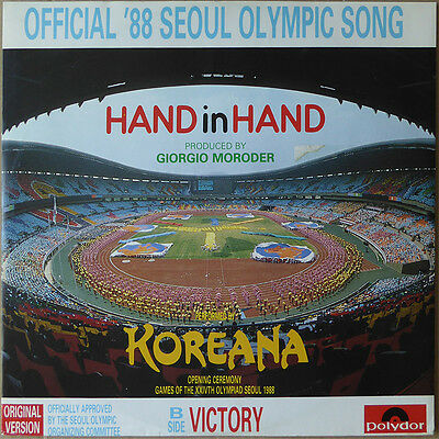 Koreana - Hand In Hand - Deutschland 1988 - NM
