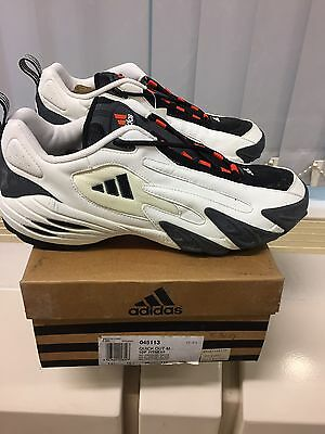 Vintage Adidas Quick Out-M. Made In China. 1997. US 11,5. Rare Shoes