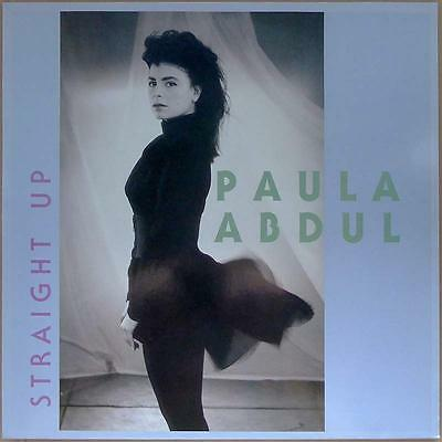 Paula Abdul - Straight Up - Europa 1988 - NM