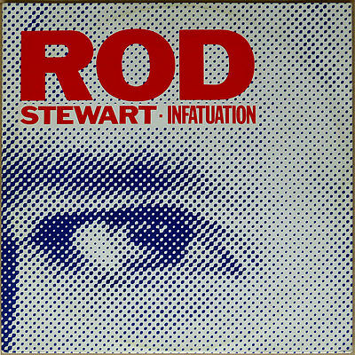 Rod Stewart - Infatuation - DE 1984 - VG+(+)
