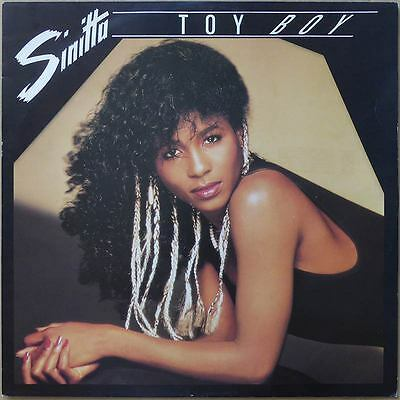 Sinitta - Toy Boy - Deutschland 1987 - NM