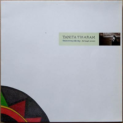 Tanita Tikaram - Twist In My Sobriety (Full Length Version) - Europa 1988 - NM