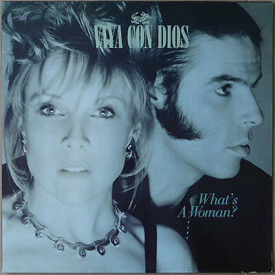 Vaya Con Dios - What's A Woman? - Deutschland 1990 - NM